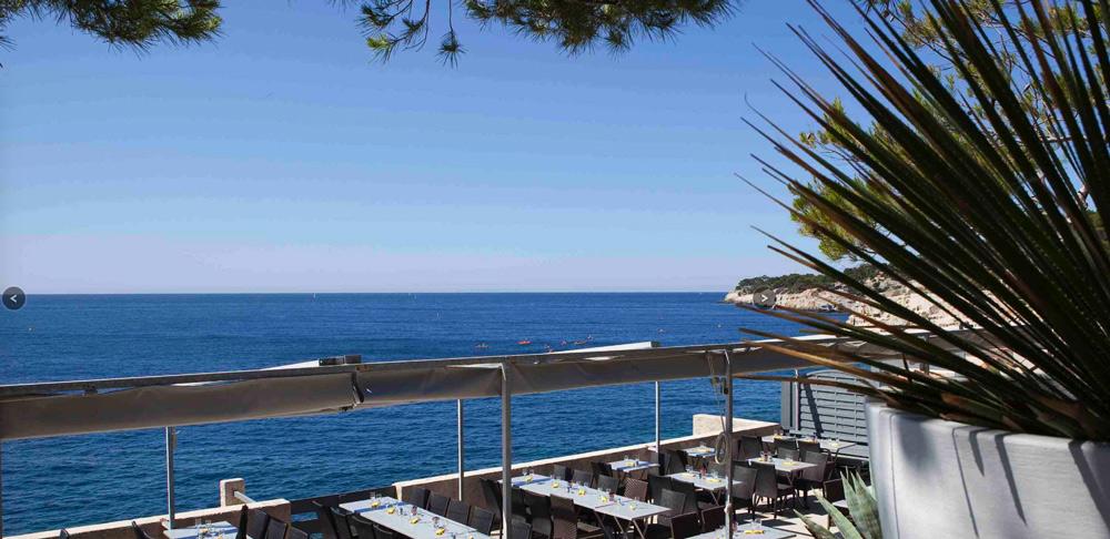 Restaurant Presqu'ile Cassis
